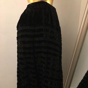 Black Kate Hill skirt